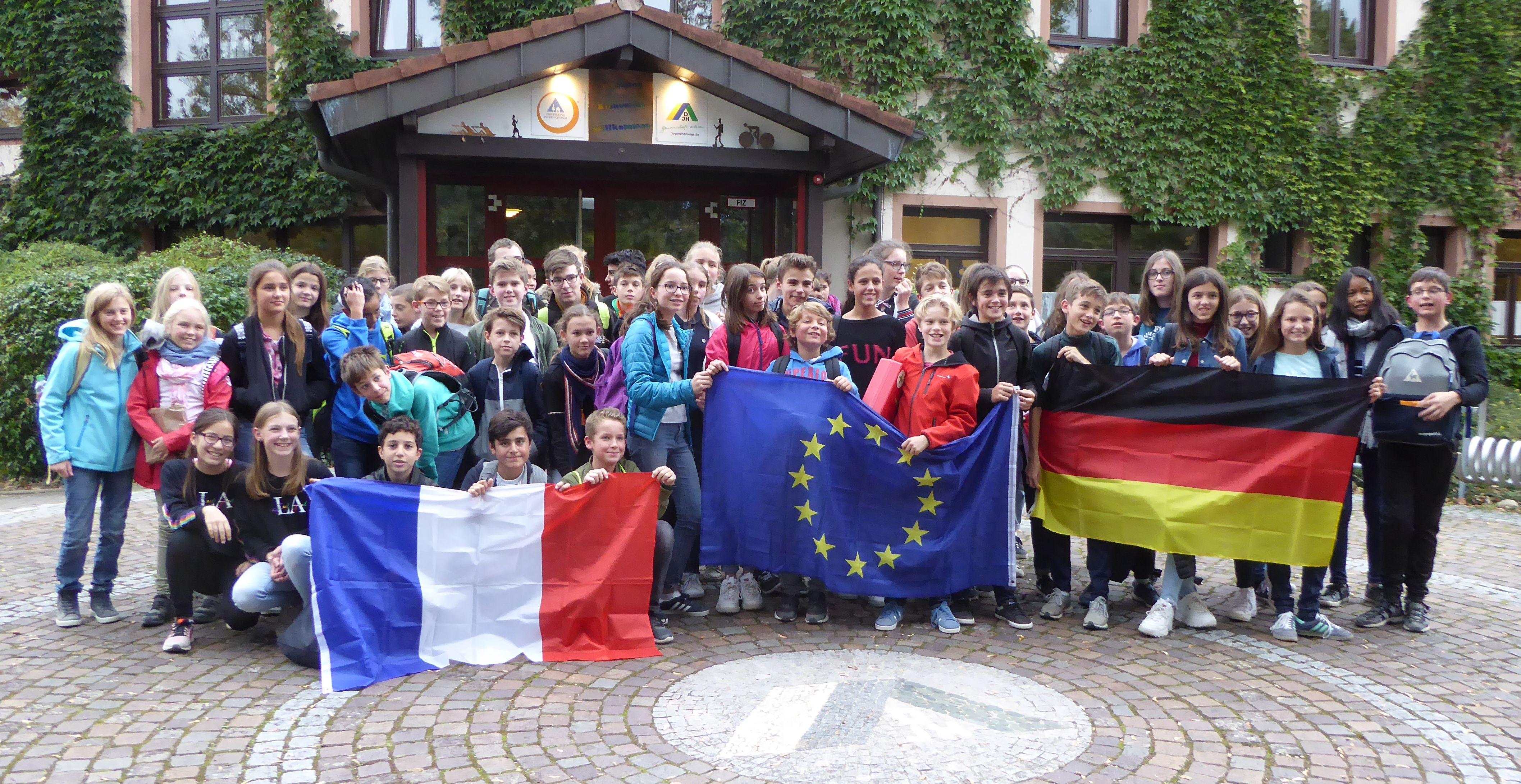 Hallo Deutschland – Bonjour la France!