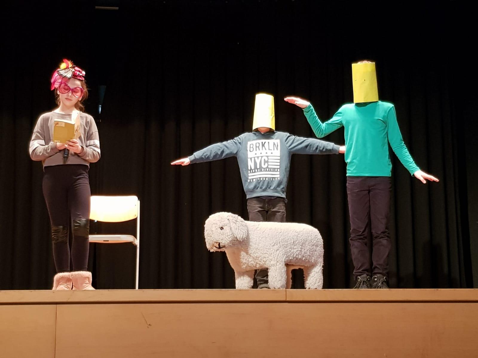 Bühne frei für die Theaterwoche!