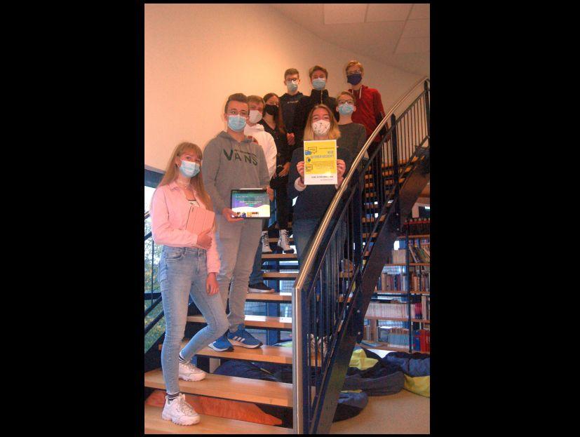 Teamerweiterung Schülerzeitung gesucht!